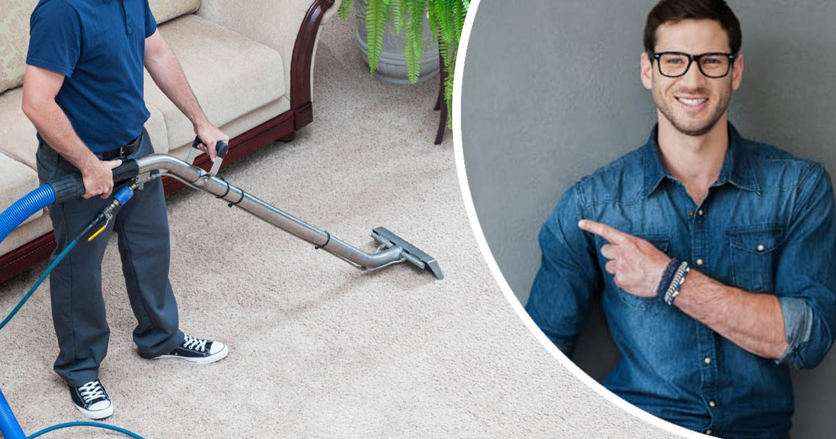 professional carpet cleaning trainer